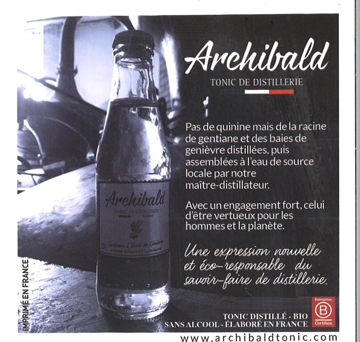 Tonic Archibald