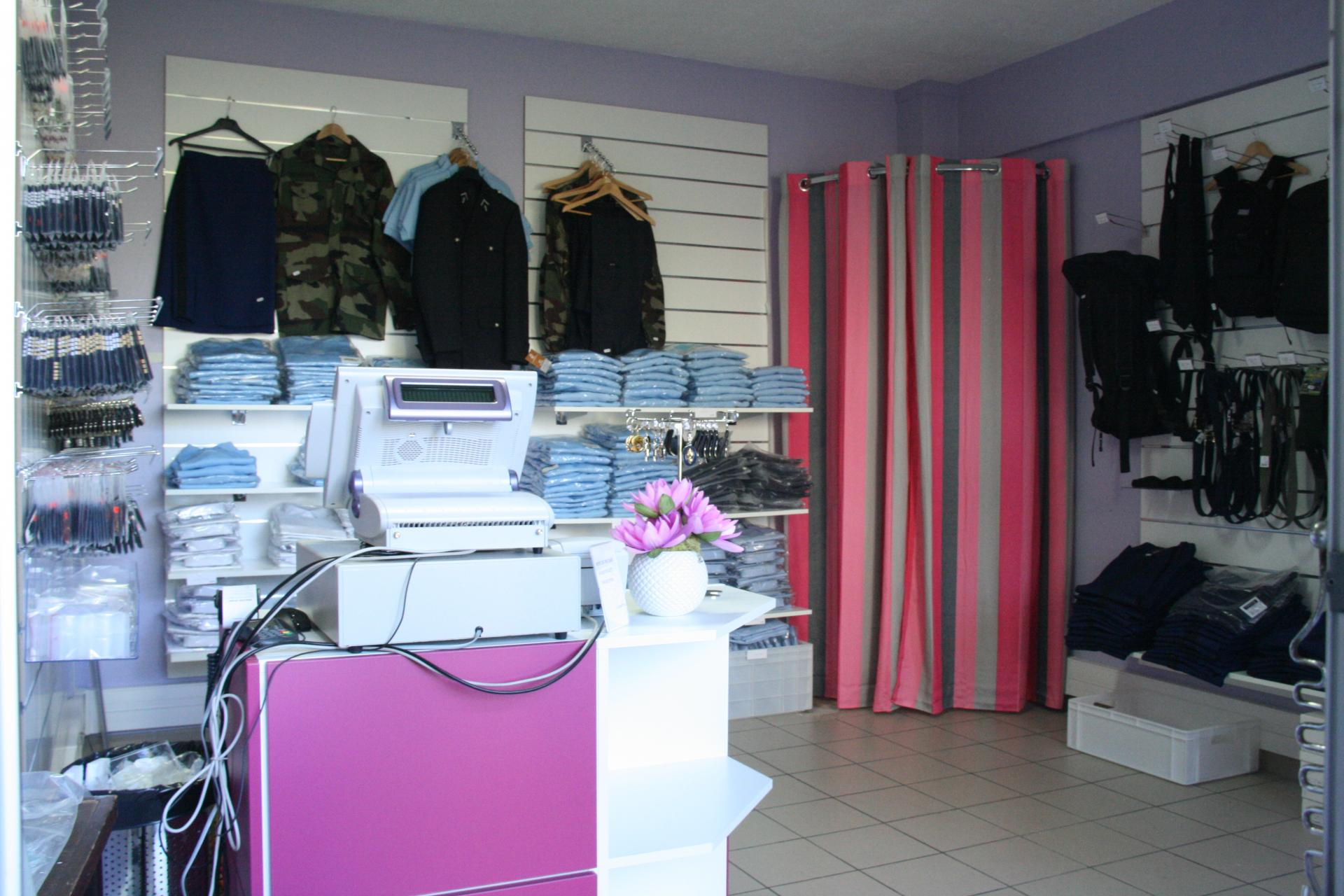 Magasin mess de Bouliac